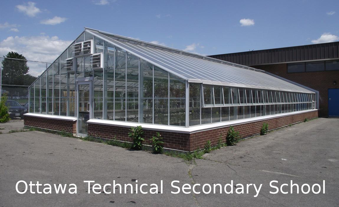 Ottawa Technical School 2009